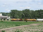 Union Pacific Mainline Freight