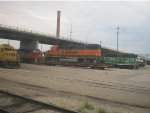 Misc Locomotives at Topeka Shops