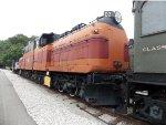 Milwaukee Road Bi-Polar electric locomotive