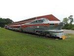 The Rock Island Aero-Train.