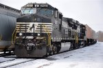 Intermodal eases east