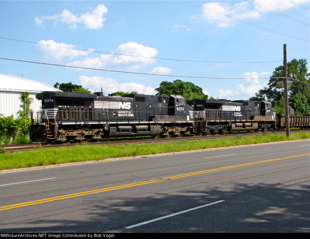 NS 9374 and 9621