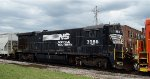 B23-7 finds a new home back in Dixie