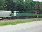 BNSF 1436