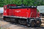 Burlington Junction Railway SW1500 1515