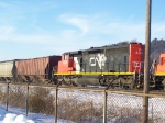 CN 5328 in Somewhat Rare North American Paint Scheme
