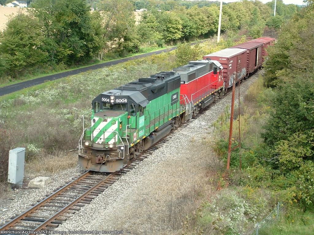 CBNS 5004 & CF&E 3888