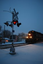 IORY westbound on NS