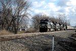 NS hopper train