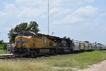 Sand train DPUs feat NS SD60M