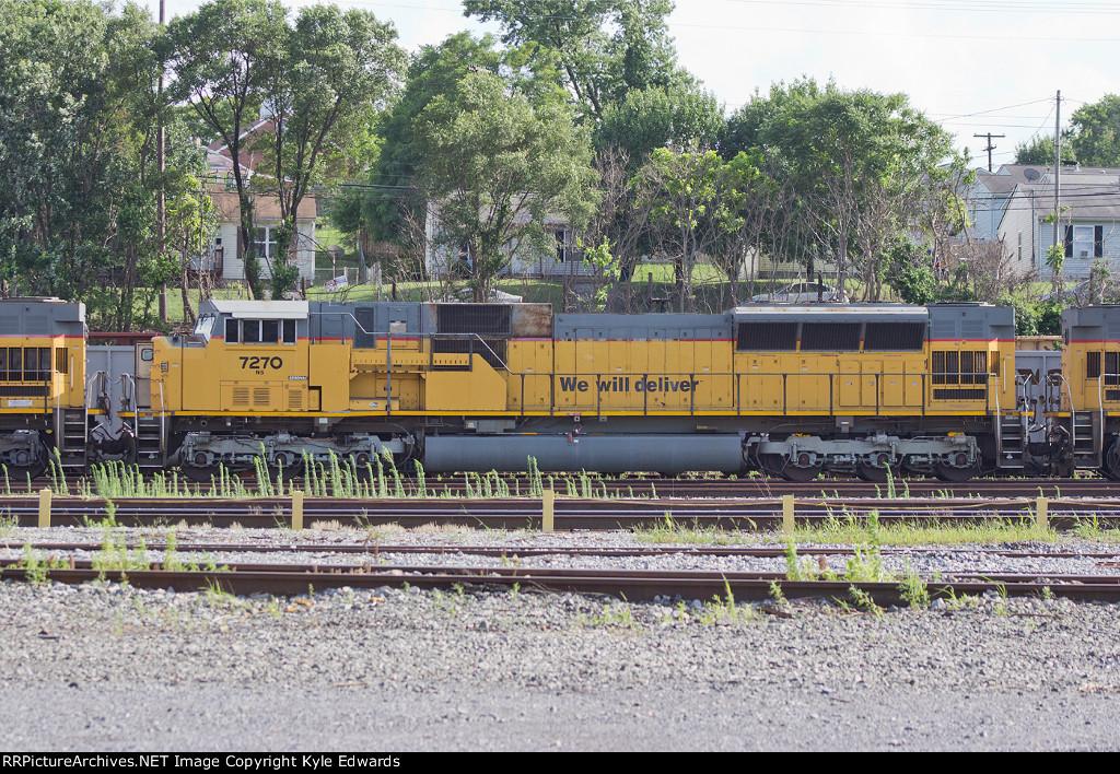NS SD9043MAC #7270