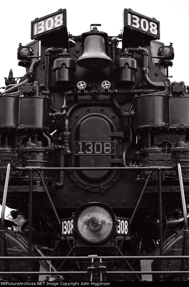 C&O 1308