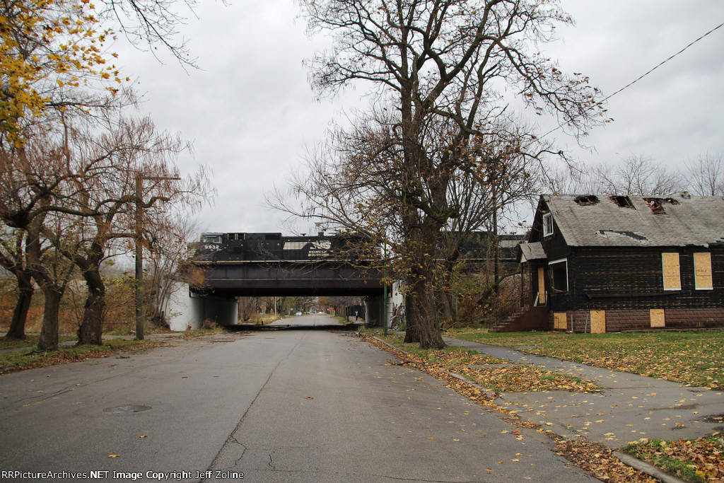 Norfolk Southern Railway Englewood Acquisition