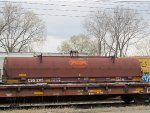 South Shore Freight Tanker Car