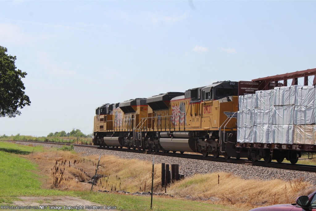 UP 8905 and 8921