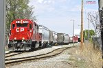 CP 4510 brings another 5 loads up to Froedtert
