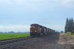Overpowered BNSF Z into Escalon!