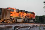 BNSF 8048 and 6287