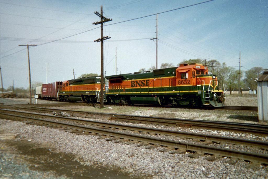 BNSF and Ex-BNSF