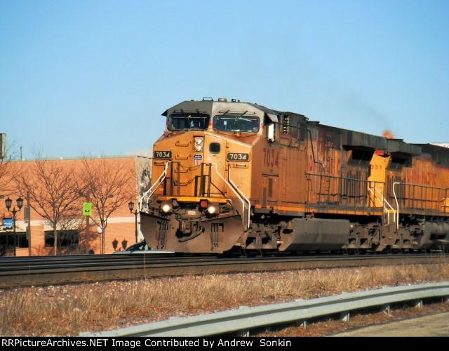 Union Pacific 7034