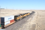 Heading past Borie into Cheyenne.
