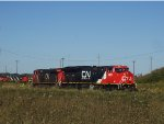 CN 3020 and CN 2847