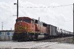 Oil train DPU
