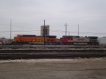 BNSF 5664, 731
