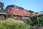 CP 8525 on NS 994