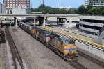 UP 6020 leads WB coal train