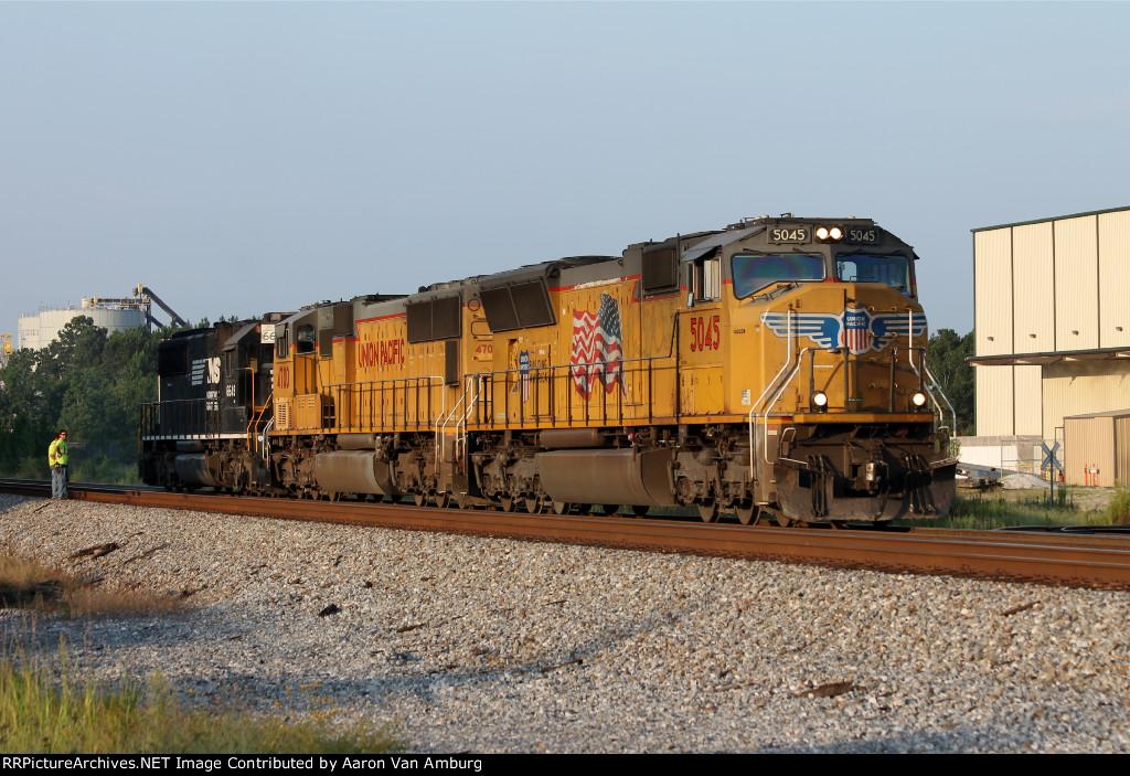 NS 130 Pickup