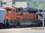 BNSF 8582