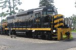This preserved NKP GP30 can be found at ther NKP Mad River museum in town