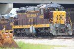 A nice catch was this OC EMD sitting on weekend rest outside a steel mill near Youngstown