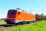 Romanian E-loco on trial in Sweden