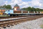 CW 4074 Jointed Rail Flatcar