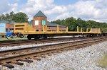 CW 3243 Jointed Rail Flatcar