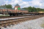 CW 1230 Jointed Rail Flatcar