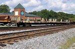 NW 516889 Jointed Rail Flatcar