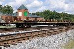 NW 516908 Jointed Rail Flatcar