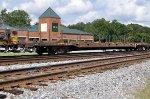 CW 1450 Jointed Rail Flatcar