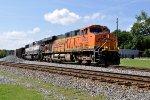 BNSF 6353 on NS Scherer Load