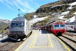 A ride with Flam Railway - Norway