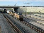Soutbound Grain Train