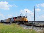 UP Harlingen Yard Transfer