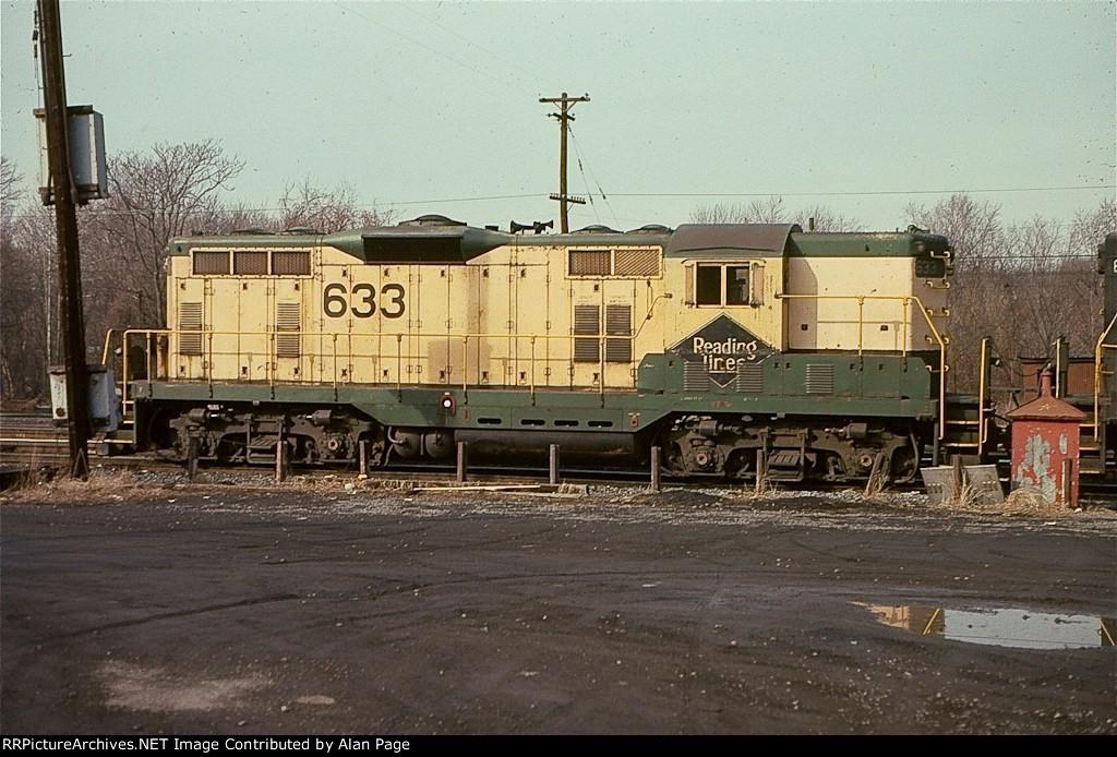 RDG GP7 633