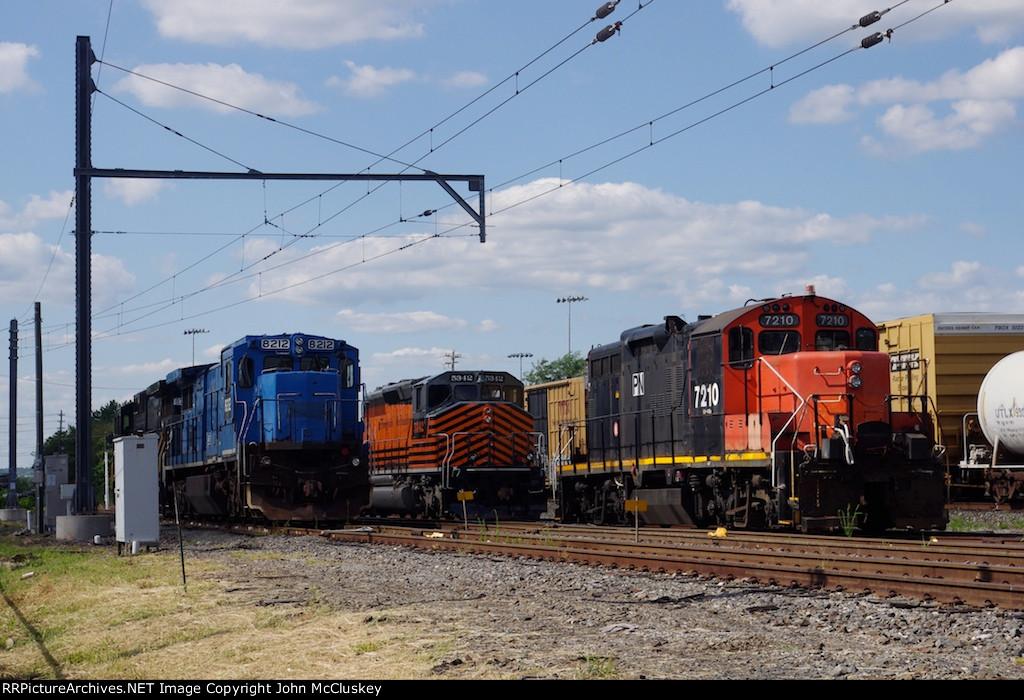 PN 8212, 5342 & 7210
