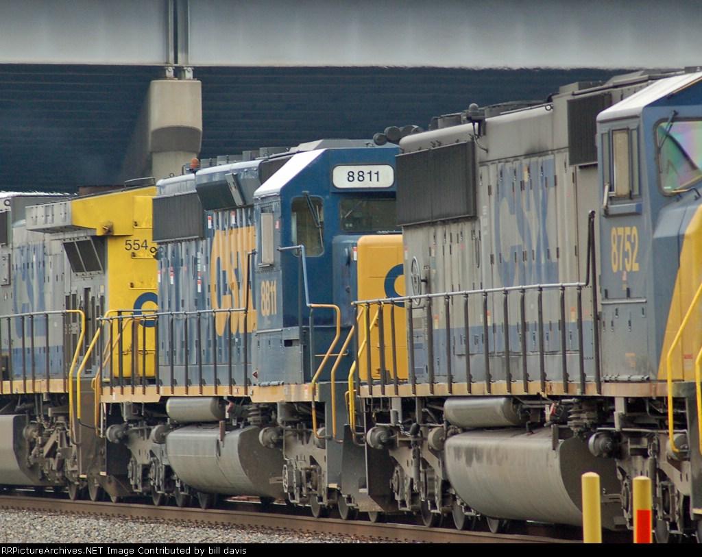 Former Conrail SD40-2