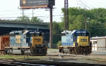 EMD's of a different Color