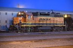 BNSF 2024 putting in wor